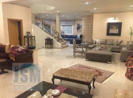 Villa jumelée Ain Diab